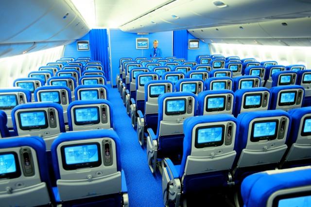 Qas holidays reizen vliegtarieven australie nieuw for Interieur 747